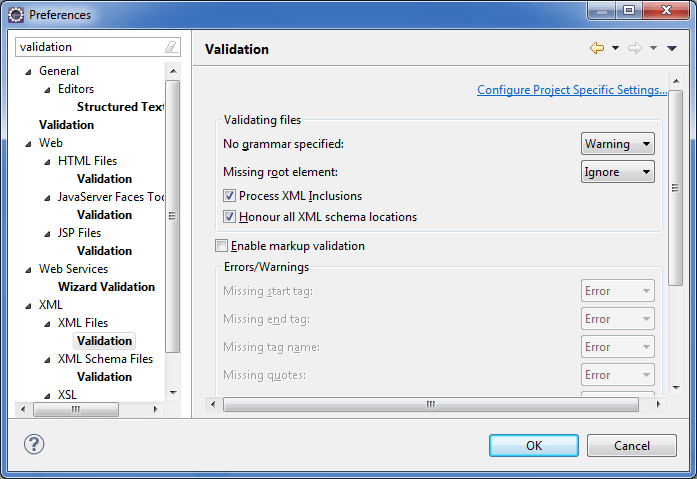 eclipse_validation