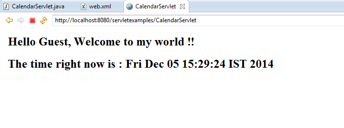 Complete Java Servlets Tutorial - HowToDoInJava