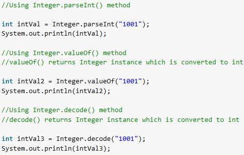 Java cast int to string example - Wild child watch online megavideo