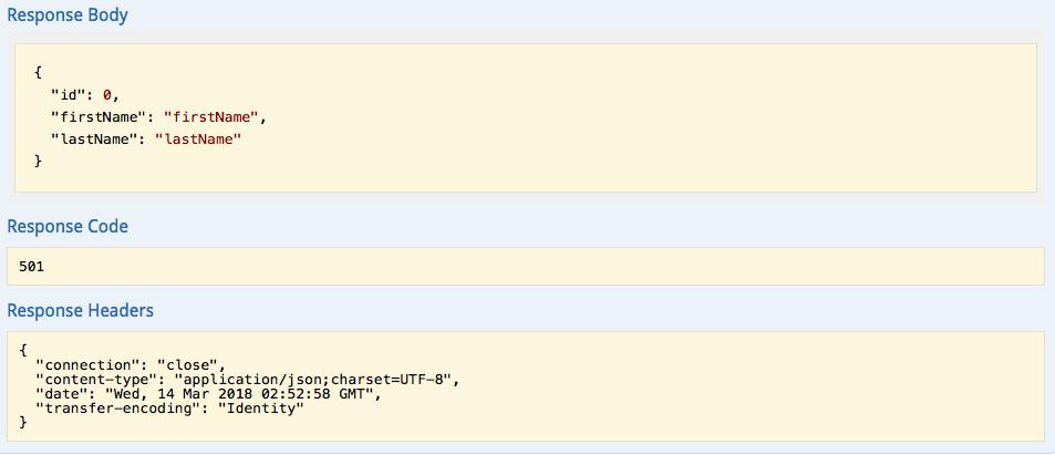 Swagger codegen tutorial example - HowToDoInJava