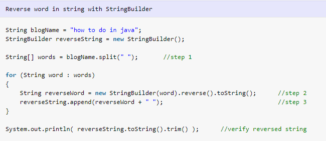 A Guide to Java String Class - HowToDoInJava