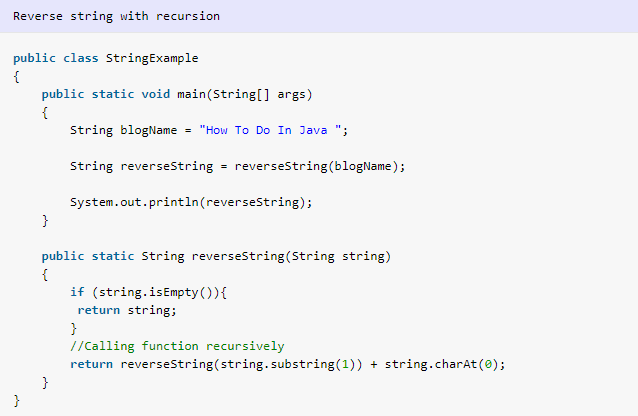 reverse a number using recursion in c